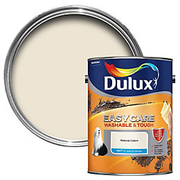 Dulux Easycare Natural Calico Matt Emulsion Paint 5L