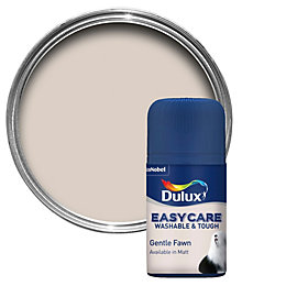 Dulux Easycare Gentle Fawn Matt Emulsion Paint 50ml