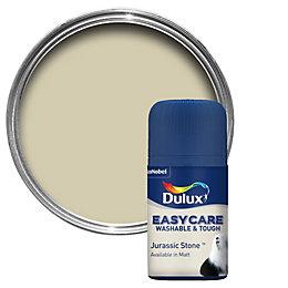 Dulux Easycare Jurassic Stone Matt Emulsion Paint 50ml