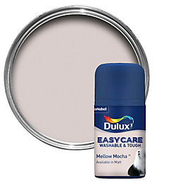 Dulux Easycare Mellow Mocha Matt Emulsion Paint 50ml
