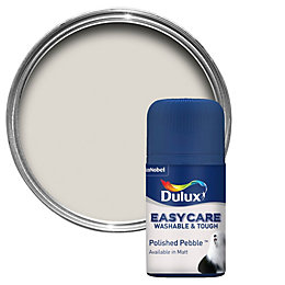 Dulux Easycare Polished Pebble Matt Emulsion Paint 50ml