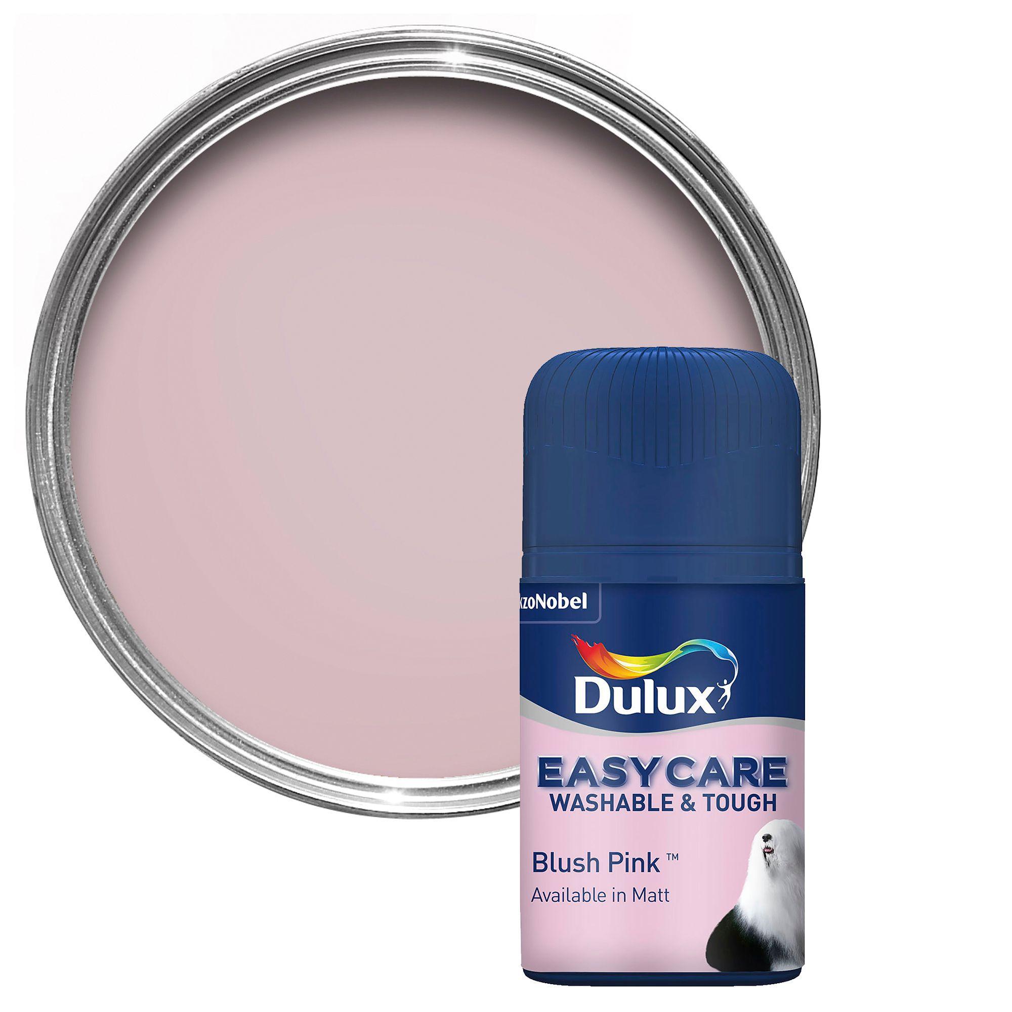 colours pink wall paint diy. Black Bedroom Furniture Sets. Home Design Ideas