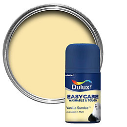 Dulux Easycare Vanilla Sundae Matt Emulsion Paint 50ml