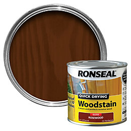Ronseal Rosewood Gloss Wood Stain 250ml