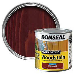 Ronseal Rosewood Satin Wood Stain 2.5L