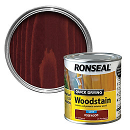 Ronseal Exterior Woodstain Rosewood Woodstain 2.5L