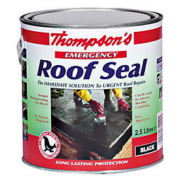 Thompson's Emergency Black Roof Sealant 2.5L