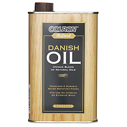 Colron Clear Danish Oil 500ml