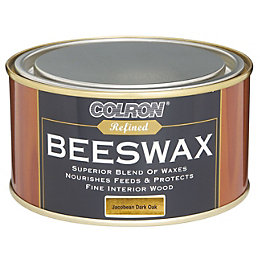 Colron Refined Jacobean Dark Oak Bee's Wax
