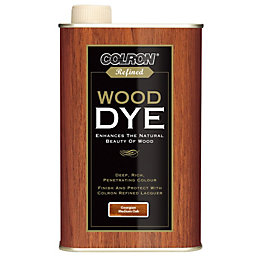 Colron Refined Georgian Medium Oak Matt Wood Dye