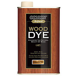 Colron Refined Jacobean Dark Oak Satin Wood Dye