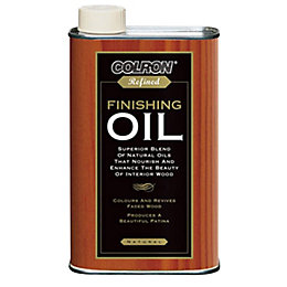 Colron Refined Clear Gloss Finishing Oil 0.5L