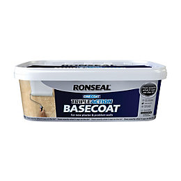 Ronseal Problem Wall Paints White Basecoat 2.5L