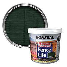 Ronseal Forest Green Matt Shed & Fence Stain