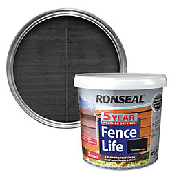 Ronseal Tudor Black Oak Matt Shed & Fence