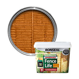 Ronseal Harvest Gold Matt Shed & Fence Stain