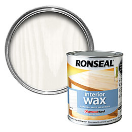 Ronseal Interior Diamond Hard White Ash Wood Wax