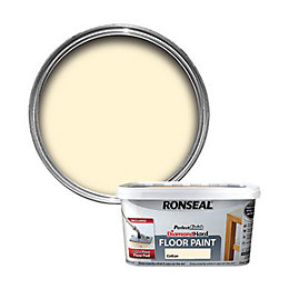 Ronseal Perfect Finish Cotton Satin Floor Paint 2.5L