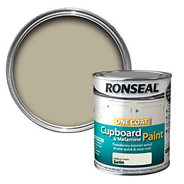 Ronseal Mellow Green Satin Cupboard Paint 750 ml