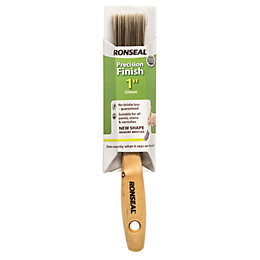 Ronseal Precision Finish Fine Finish Brush (W)1""