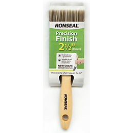 Ronseal Precision Finish Paint Brush (W)2.5""