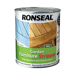 Ronseal Hardwood Furniture Stripper Furniture Stripper 750ml