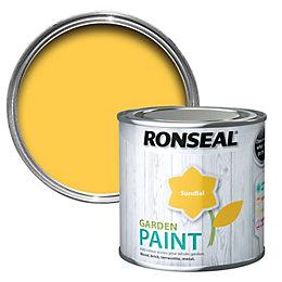 Ronseal Garden Paint Sun Dial Garden Paint 250ml