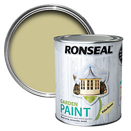 Ronseal Garden Elderflower Matt Garden Paint 0.75L