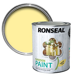 Ronseal Garden Lemon Tree Matt Garden Paint 750ml