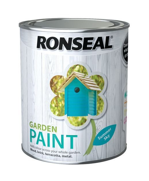 Ronseal Garden Paint B Q