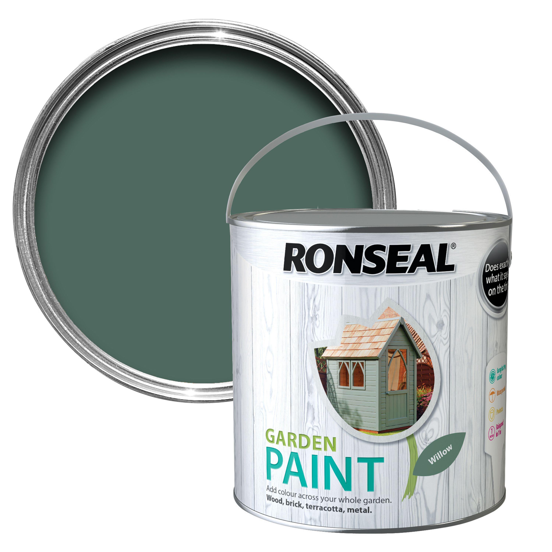 Ronseal Wood Paint Diy