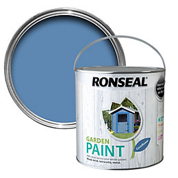 Ronseal Garden Cornflower Matt Garden Paint 2.5L