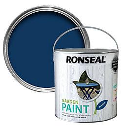 Ronseal Garden Bluebell Matt Garden Paint 2.5L