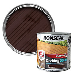 Ronseal Ultimate Walnut Decking Stain 2.5L