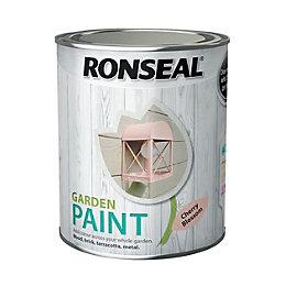 Ronseal Garden Paint Cherry Blossom Matt Garden Paint