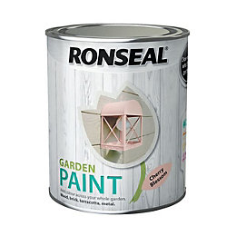 Ronseal Garden Cherry Blossom Matt Garden Paint 750ml