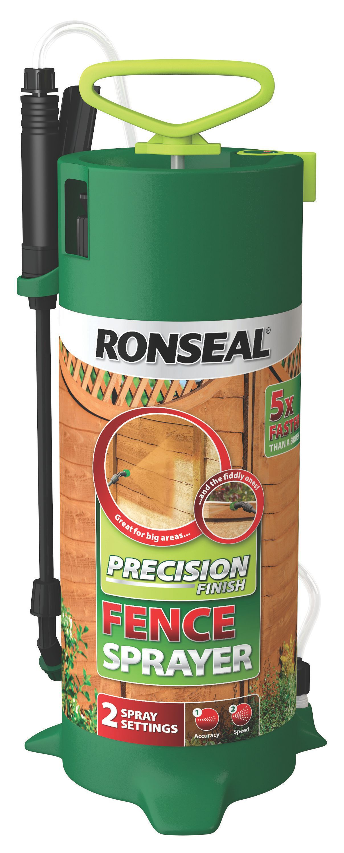 Ronseal Sprayers Fence Amp Shed Sprayer 37646 Departments