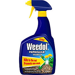 Weedol Pathclear Ready to Use Weed Killer 1L
