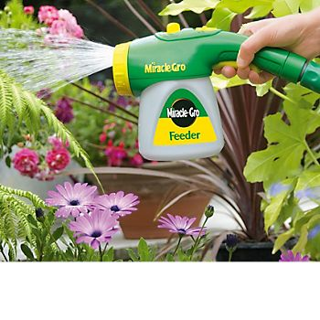 Miracle Gro Plant Feeder & Spray Nozzle