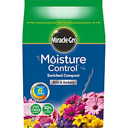 Miracle Gro Multi-Purpose Compost 8L (W)3.3kg