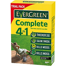 Evergreen Complete 4 In 1 Lawn Feed 2.21kg