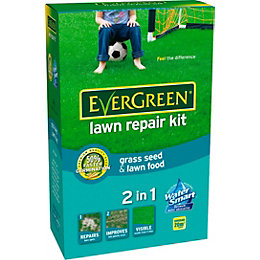 Evergreen ® 2 In 1 Lawn Repair Kit
