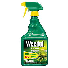 Weedol Lawn Ready to Use Weed Killer 800ml