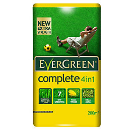 Evergreen ® Complete 4 In 1 Lawn Feed,