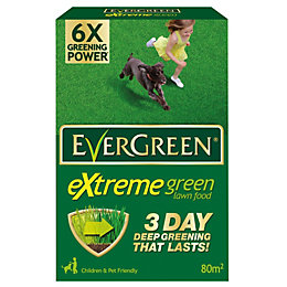 Evergreen ® Extreme Green Lawn Feed 2.8kg