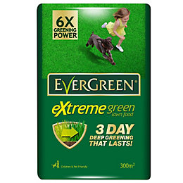 Evergreen ® Extreme Green Lawn Feed 10.5kg