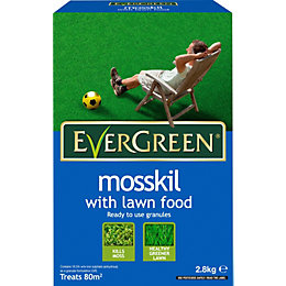 Evergreen Mosskil Lawn Feed 2.8kg