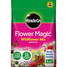 Miracle Gro Flower Magic Wildflower Mix 0.78kg