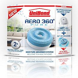 Unibond Aero 360 Moisture Absorber System Refill