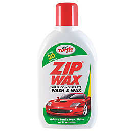 Turtle Wax Car Shampoo & Wax 500ml